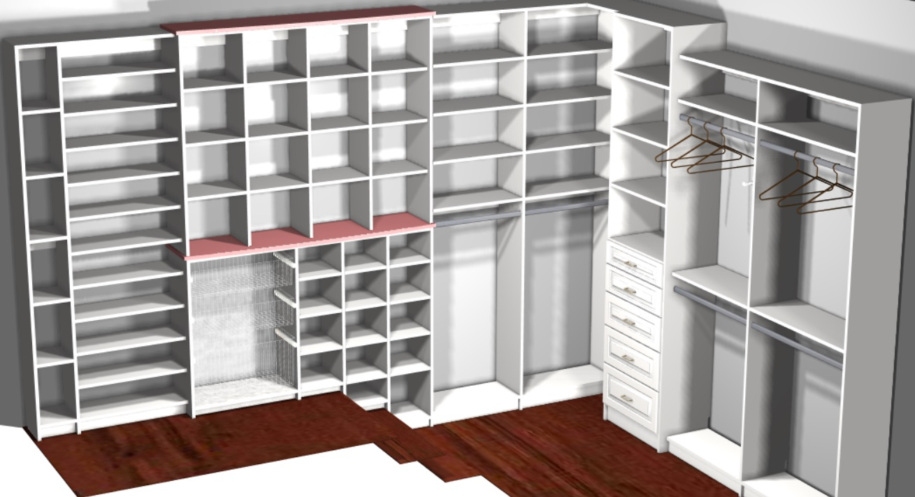 Top 18 photos ideas for storage closet solutions tierra for Storage solutions for small closets