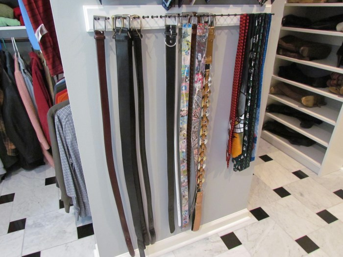 Belts Amp Ties Atlanta Closet