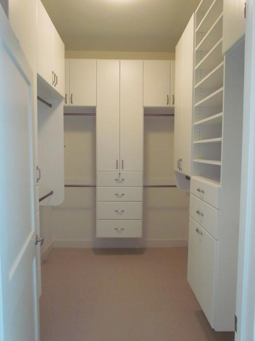 Closet And Cabinetry Construction Options Atlanta Closet