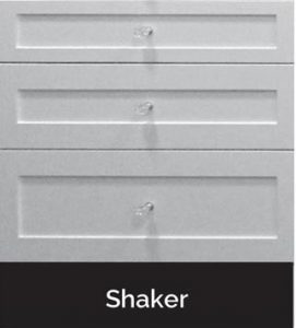 shaker door u0026 drawer front white drawer front k41 front