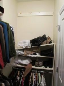 Atlanta Closet - Nailer Failure