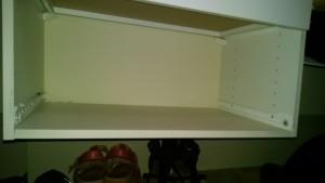 Atlanta Closet - Small Brackets
