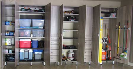 Atlanta Closet Storage Solutions Project Spotlight Garage And Organization Ideas
