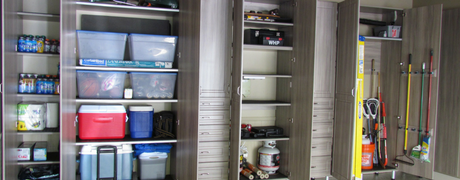 organize your garage storage solutions