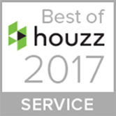 Houzz 2017 - Best of Service since 2014