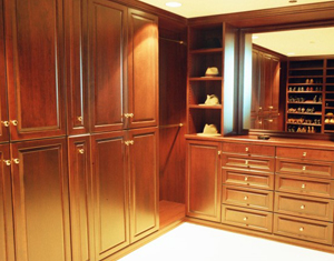 Merveilleux Luxurious Closets