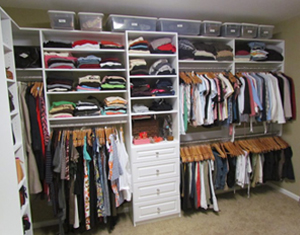 Beau Simple Closets