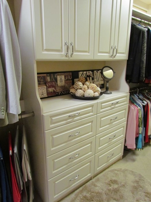 Nice Double Hutch, Lexington Doors And Drawers, Classic Satin Nickel Pulls ...