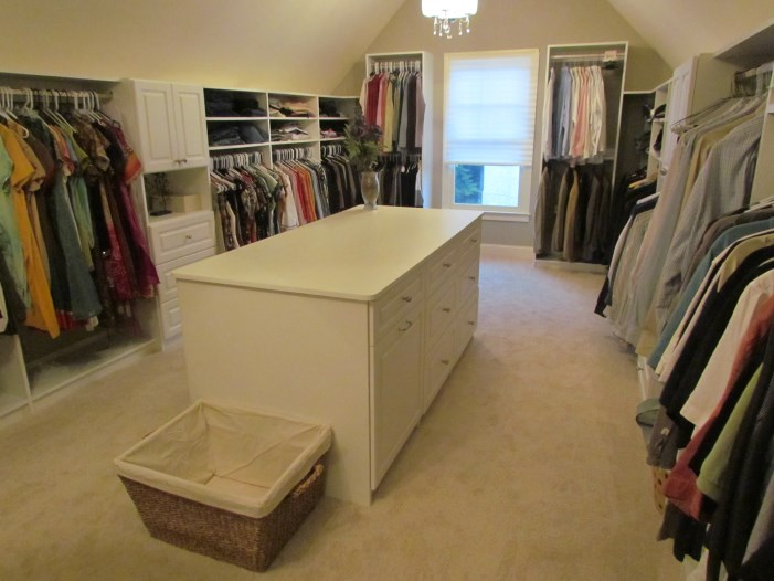 shelves custom optional doors an deco is crown walk closet drawers island shoe molding in orig bench slanted accented base with and sitting