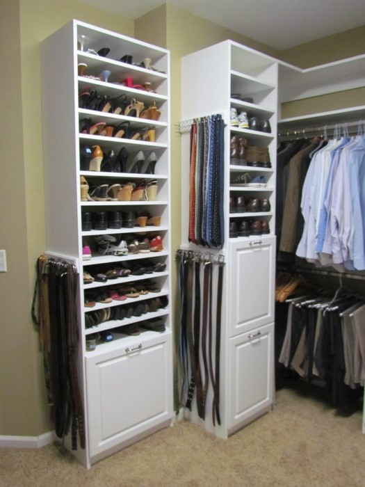 Atlanta Closet Amp Storage Solutions Shoe Storage