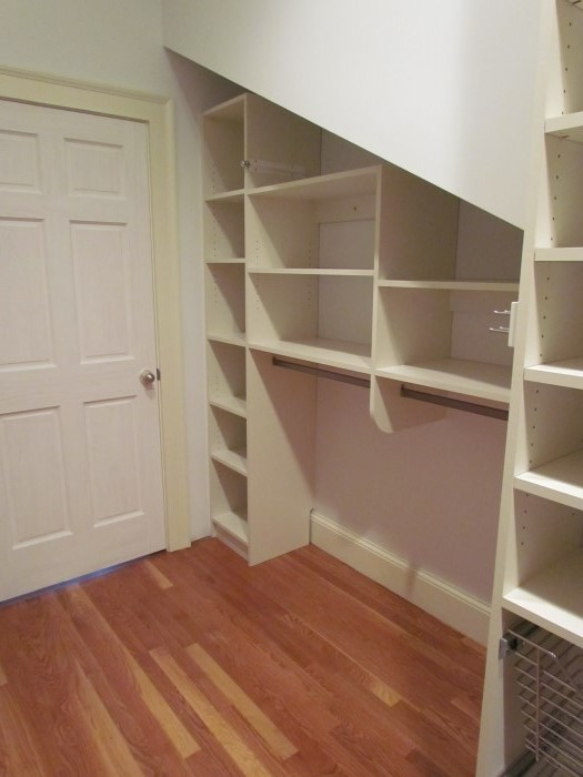Atlanta Closet Amp Storage Solutions Sloped Ceilings