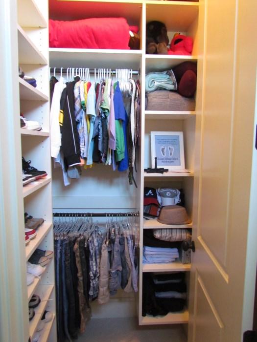 Kids Clothes Hang And Cubbies Kids Closet ...