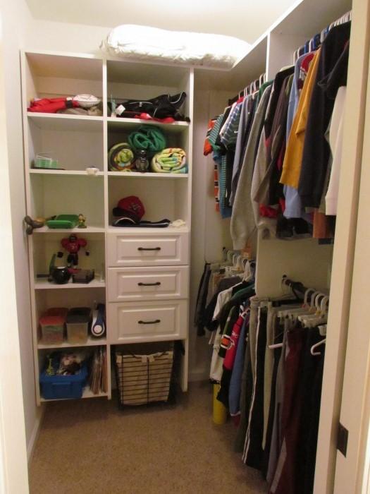 Atlanta Closet Storage Solutions Small Walk In Closets