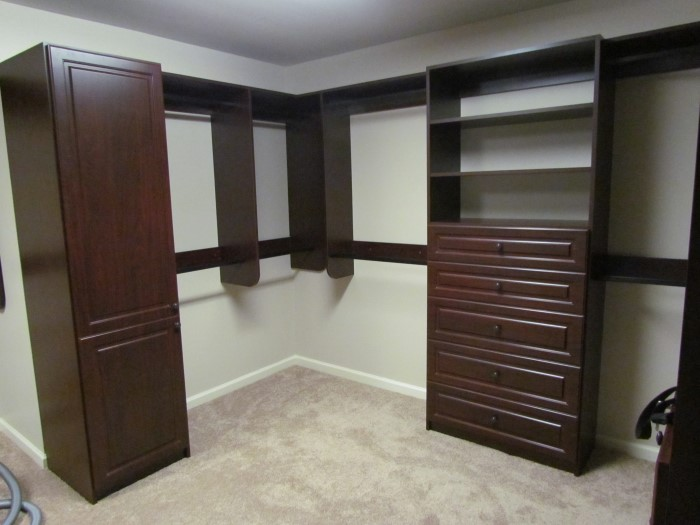 Charmant Construction Options. Unlike Most Closet And Storage ...