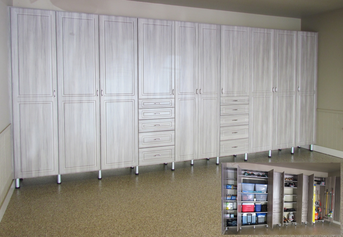 Atlanta Closet & Storage Solutions Garages & Mud Rooms -
