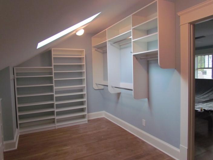 Atlanta Closet Amp Storage Solutions Sloped Ceilings