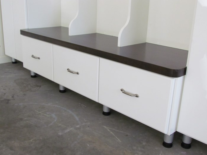 Formica Laminate Cabinets