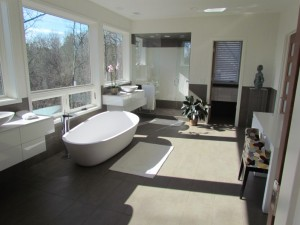 Custom Modern Bathroom