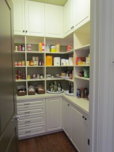 Floor-to-ceiling Cabinets and Shelves