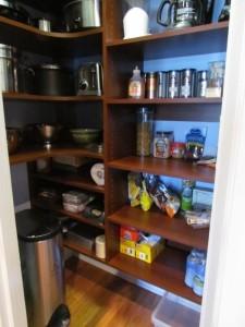 Split Corner Shelves