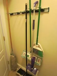 Broom Holders