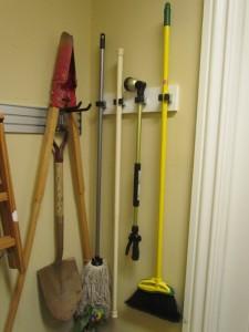 Broom Grabbers and Omni Track