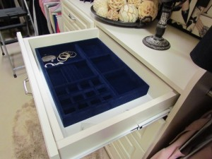 Jewelry Drawer Insert