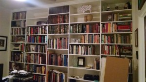 Wall to Wall  Bookshelves