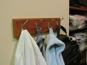 Robe Hooks
