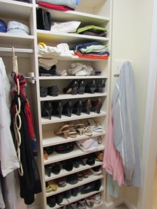 Small Shoe Shelves