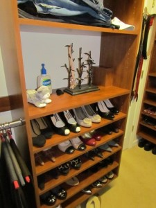 Shoes with Display