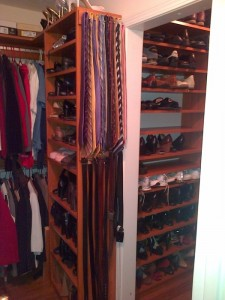 Shoes, Belts and Ties