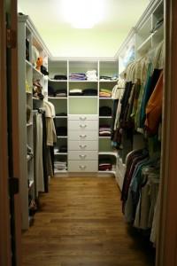 Wrap Around with Corner Shelves