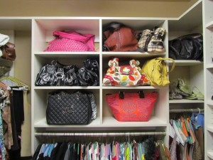 Purse Shelves