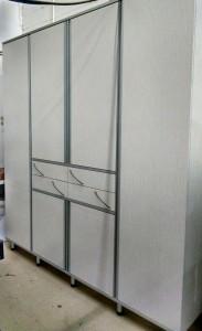 Contemporary Garage Cabinets