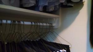 Atlanta Closet - Plastic Brackets