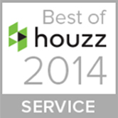 Houzz 2015 Best of Service