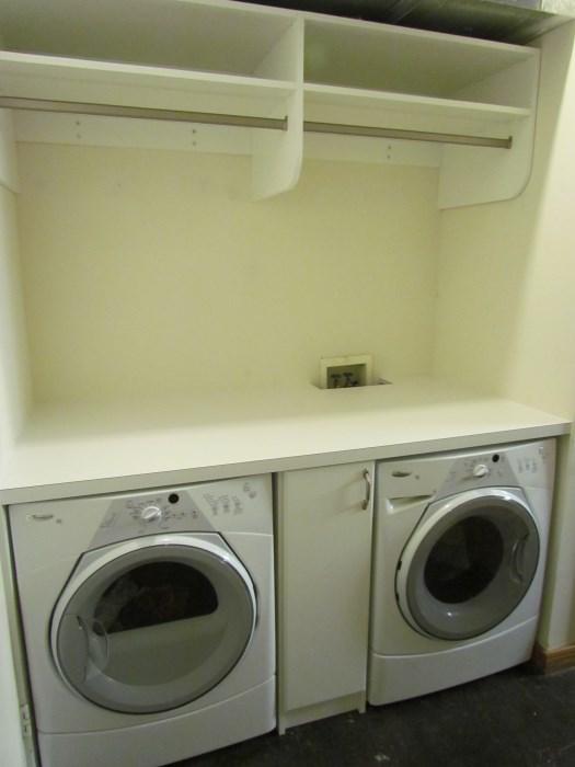 atlanta closet & storage solutions laundry rooms - Laundry Room Closet