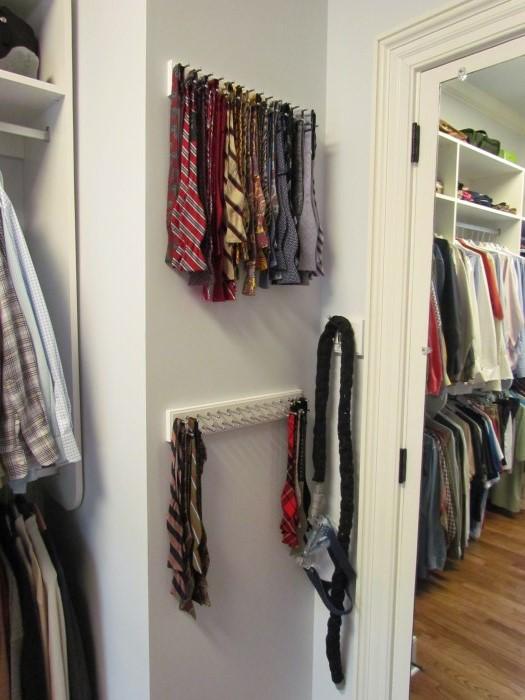 Atlanta Closet Amp Storage Solutions Belts Amp Ties