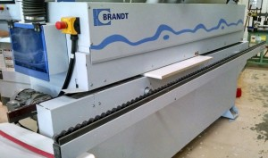 Atlanta Closet Facility - Automatic Edgebander
