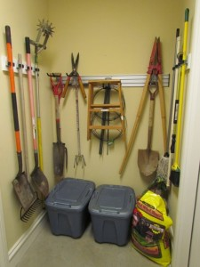 Potting Shed Storage