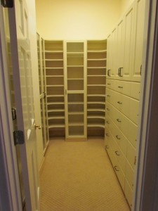 Wall of Drawers