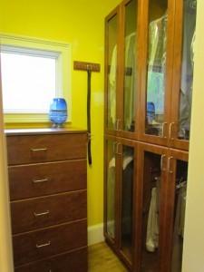 Cherry Window Dresser